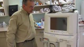 Tour of a Dialysis Machine