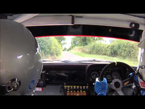 Ellis Belton/Gwynfor Jones - Stonethrowers Rally 2013 - Stage 1