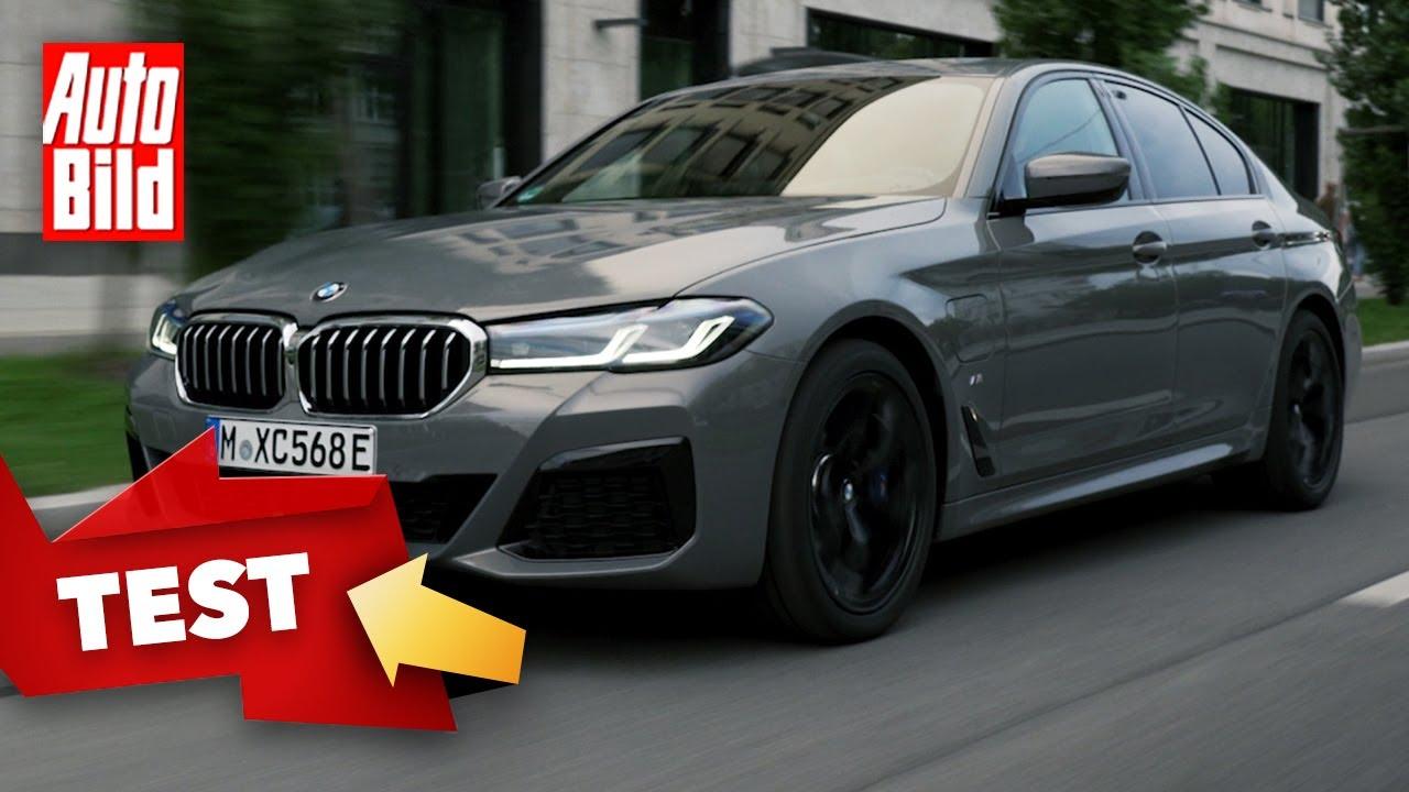 BMW 545e xDrive (2020): Test - Fahrbericht - Elektro - Limousine