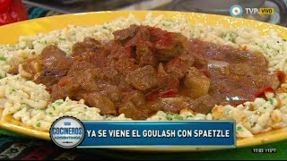 Goulash Con Spaetzle A La Lata