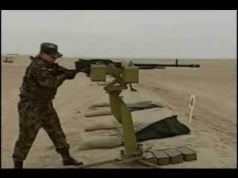 NEW-2009 Kord 12.7 mm Russian HEAVY MACHINE-GUN