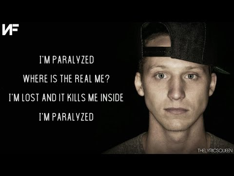 NF - Paralyzed [Lyrics] HD