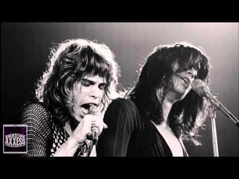 BackstageAxxess Interviews Joe Perry of Aerosmith