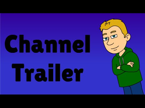 how to add a channel trailer