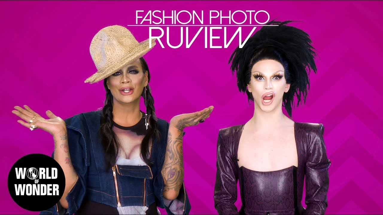 FASHION PHOTO RUVIEW: Drag Race Season 11 Episode 7 with Raja and Aquaria!
