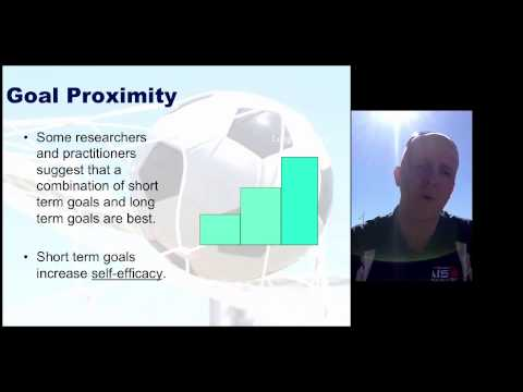 Sport and Exercise Psychology - Goal Setting