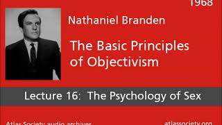 Lecture 16: The Psychology of Sex