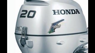 Заміна масла двигуна HONDA BF20