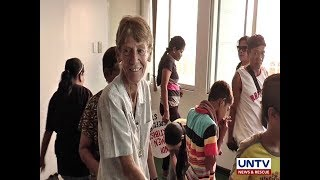Immigration orders Australian missionary Patricia Fox to leave the Philippines.