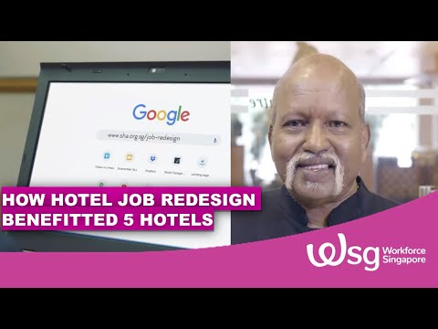 Hotel Job Redesign Initiative - How Did It Benefit 5 Hotels?