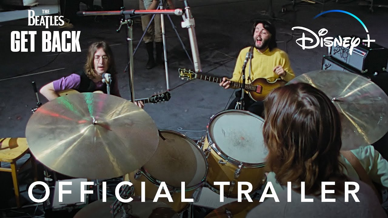 Download The Beatles: Get Back   Official Trailer   Disney+