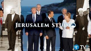 Iran and the West - latest developments- Jerusalem Studio 447
