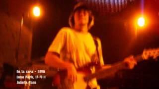 En la cara - No te va gustar - Luna Park - 17-04-2011