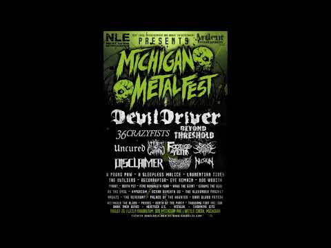 Michigan Metal Fest