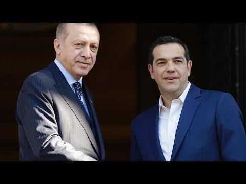 ZDF   Erdogan zu Besuch in Griechenland