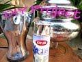 Pinterest Finds: DIY Metallic/Mercury Glass Effect - asimplysimplelife