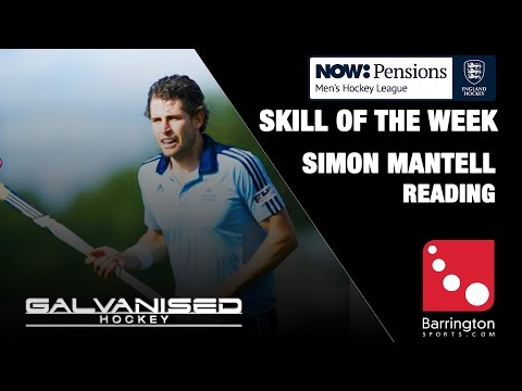 Skill of the Week - Simon Mantell