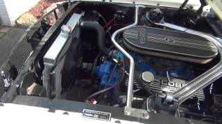 1965 Mustang GT350 Clone Engine