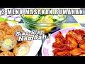 - Nikmatnya Masakan Rumahan.! 3 Menu Masakan Sederhana Sehari-hari Masak Hemat 3 Menu part 36