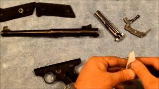 Ruger Mk I Breakdown