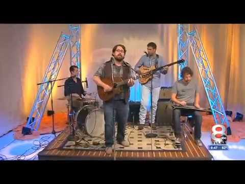 Bandelier live on KTUL Good Day Tulsa