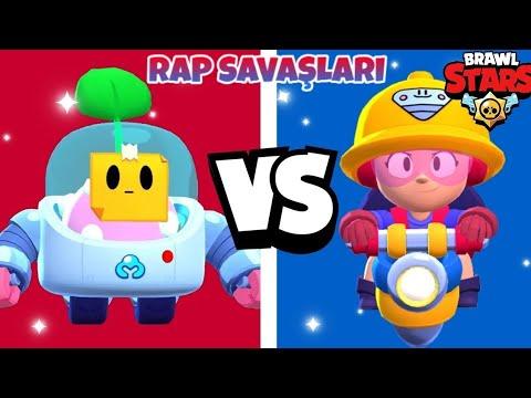 Brawl Stars Rap Şarkısı   EMZ vs MORTİS (Emreis)