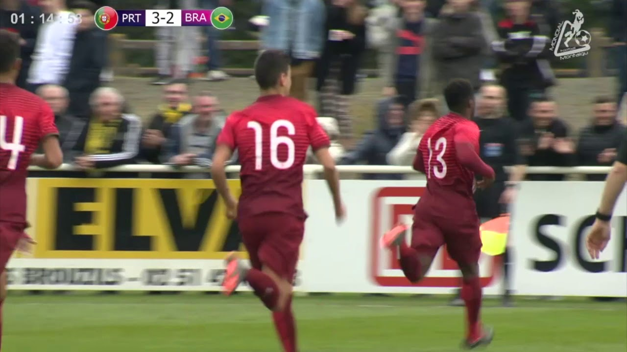 RESUME] FINALE NATIONS - MATCH PORTUGAL / BRESIL - LUNDI 2 AVRIL ...