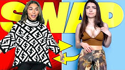 Swapping Outfits With Chantel Jeffries!