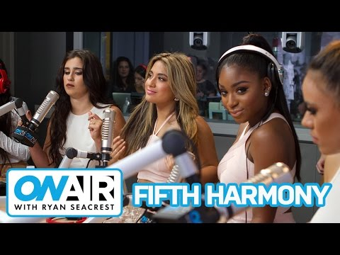 Fifth Harmony Talks Dating, Upcoming Album | On Air with Ryan Seacrest