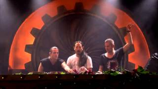 Dimitri Vegas & Like Mike Live at Tomorrowland 2014 - we are legend