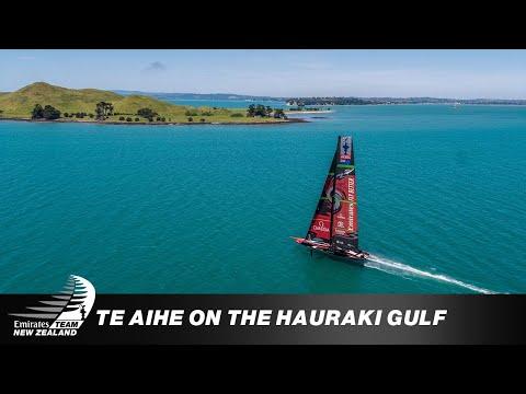 Te Aihe On the Hauraki Gulf