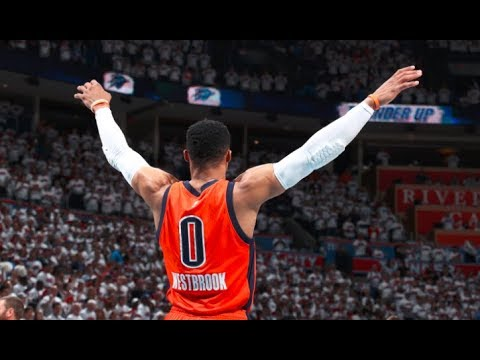 Oklahoma City Thunder's Top 20 Plays of the 2016-2017 NBA Season