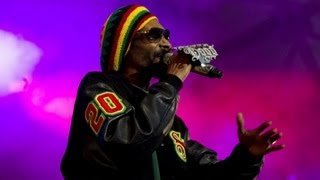 "Launching ""Mind Garden"" with Snoop Lion"
