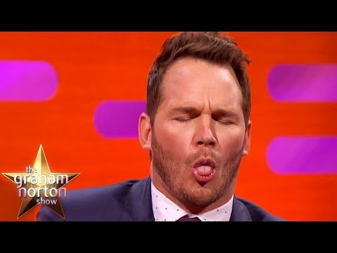 Thumbnail: Chris Pratt Ate Off People's Plates As A Waiter - The Graham Norton Show