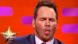 Chris Pratt Ate Off People