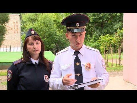 Участковый в Щёлково-7 отчитался о работе