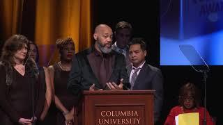 John Ridley - 2018 duPont-Columbia Awards Acceptance Speech