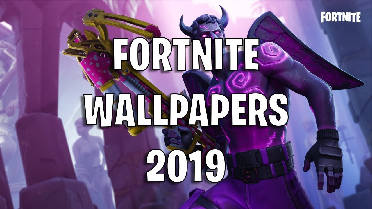 Fortnite Wallpapers 2019 Epic Battle Royale Backgrounds Youtube