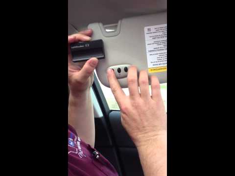How to Program Garage Door Opener LiftMaster to Vehicle - Eau Claire Ford Lincoln Quick Lane