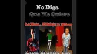 La Nota ,El Balaju Ft Mflow - No Me Diga Que Me Quiere ( La Nota Produce )