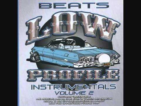Low Profile Instrumentals - Califa Thugs