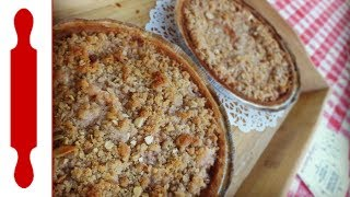 Easy Peach Crisp Pie (how To)