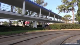 Tomorrowland Speedway POV Magic Kingdom Walt Disney World HD 1080p