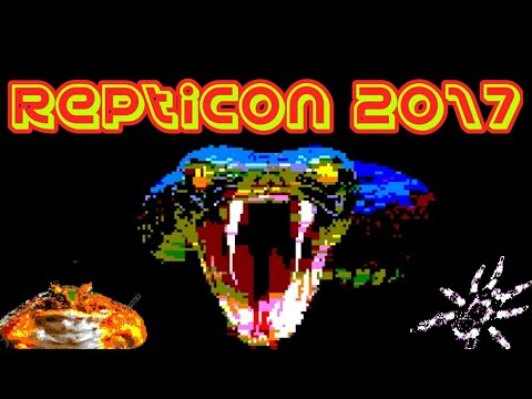 Repticon Tampa 2017 Complete Walk through!!