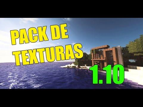 Descargar Pack de 5 Texturas para minecraft 1.10.2 | #2