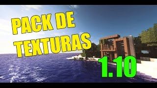 Descargar Pack de 5 Texturas para minecraft 1.10.2 | #2