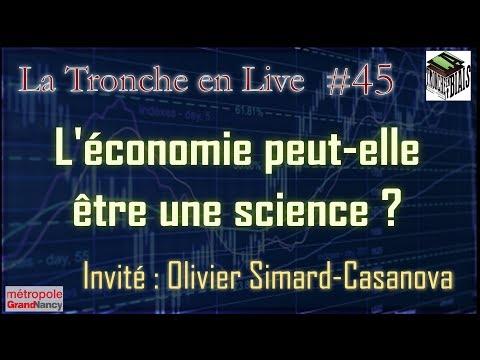 L'économie peut-elle être une science ? - TenL#45