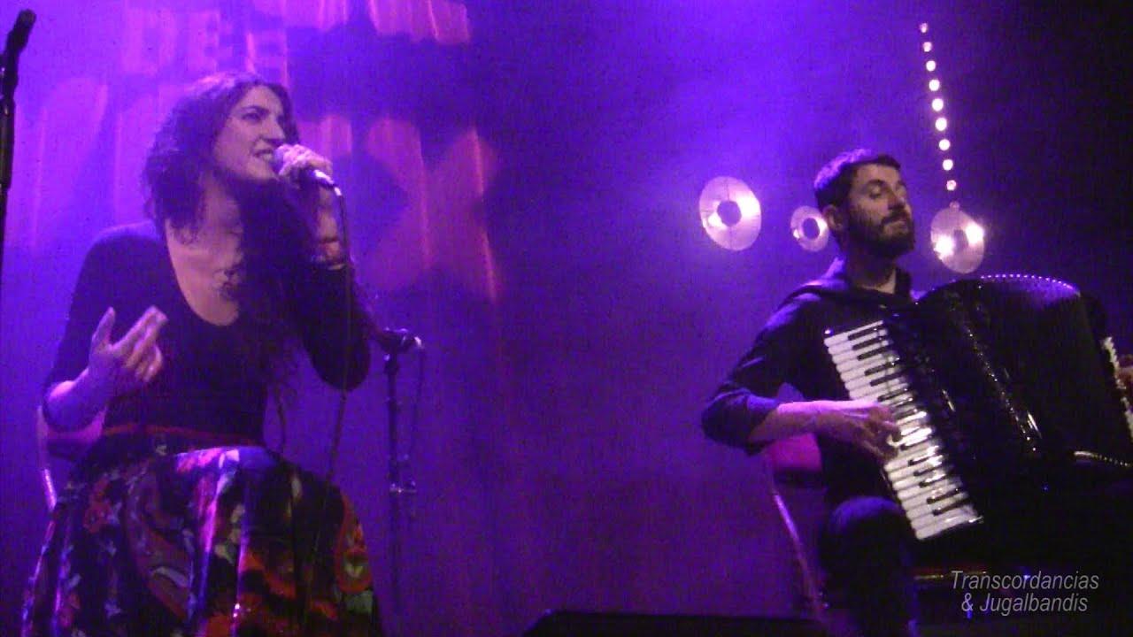 Download Rachele Andrioli & Rocco Nigro - Au Fil des Voix 08/02/2019