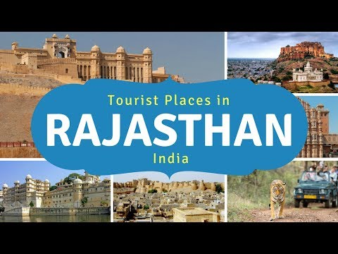 Rajasthan Tourist Places in India | List of Tourist Places in Rajasthan | Rajasthan Destinations