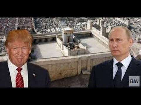JEWS: Ask Trump & Putin to Build Third Temple in Jerusalem